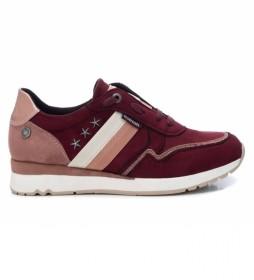 Zapatillas 072565 rojo