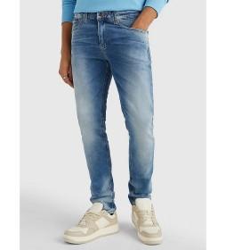 Jeans Austin Slim  Wlbs azul