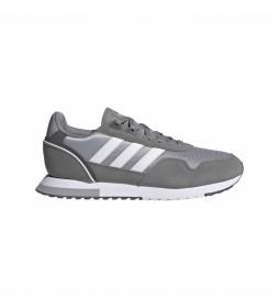 Zapatillas 8K 2020 gris