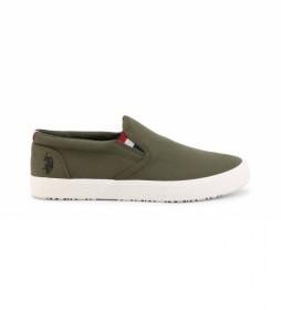 Zapatillas Slip-on MARCS4079S0_C1 verde