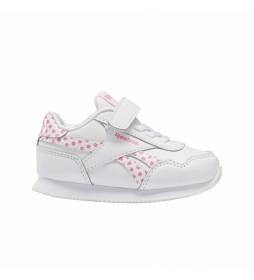 Zapatillas Royal Classic Jogger 3 blanco, rosa