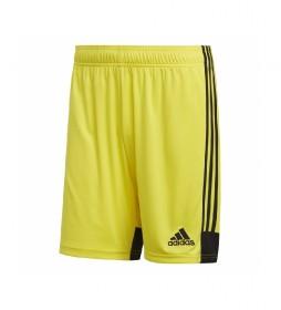Pantalón corto Tastigo19 amarillo