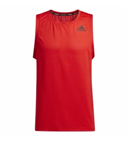Camiseta Aero3S Tank PB rojo