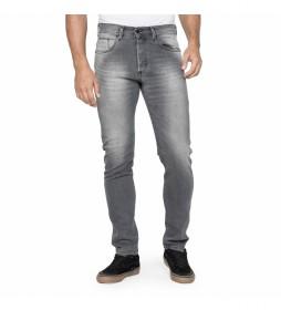 Pantalón vaquero 710E-970X gris