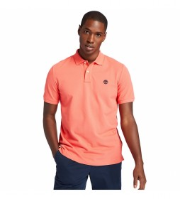 Polo regular Millers Rivers rosa