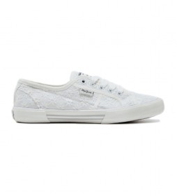 Zapatillas Aberlady Lace blanco