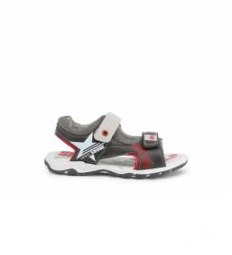Sandalias 6015-027 grey