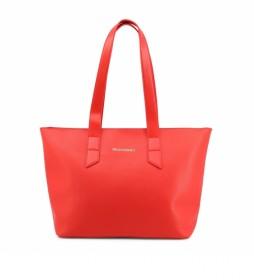 Bolso Potsdamer-VBS4KH01 rojo -45x27.5x15.5cm-