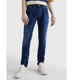 Jeans Scanton Slim Asdbs azul