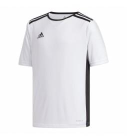 Camiseta Entrada  18 JSYY blanco