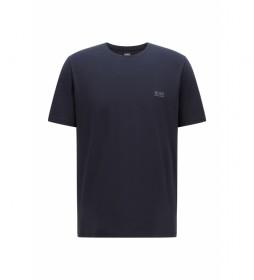Camiseta Homewear Mix&Match; marino