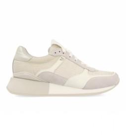 Zapatillas de piel Baltimore blanco