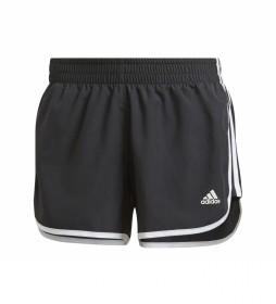 Pantalón M20 SHORT negro, blanco