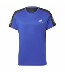 Camiseta Own The Run azul