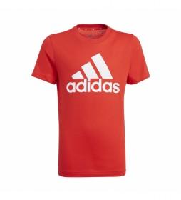 Camiseta Essentials Boy rojo