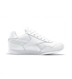 Zapatillas de piel Royal Classic Jogger 3.0 blanco