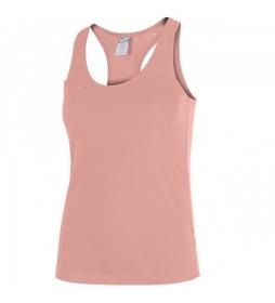 Camiseta Tirantes Larisa Tank Top rosa