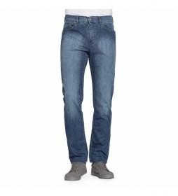Pantalón vaquero 700-941A azul