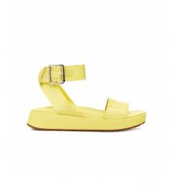 Sandalias Lennox amarillo