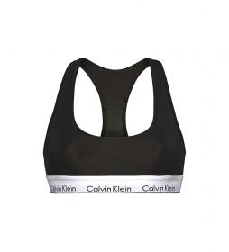 Corpiño Modern Cotton negro