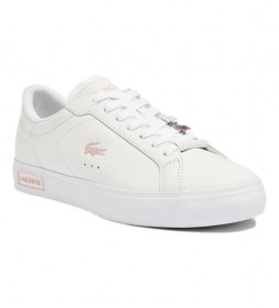 Zapatillas PowerCourt 0921 1 SFA blanco, rosa