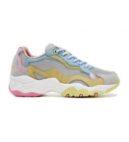 Zapatillas de piel Sloane Mix multicolor