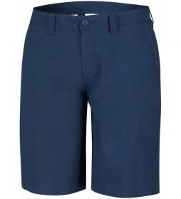 Shorts Washed Out marino