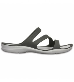 Chanclas Swiftwater Sandal W gris, blanco