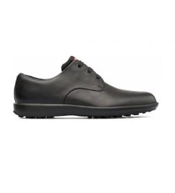 Zapatos de piel Atom Work negro