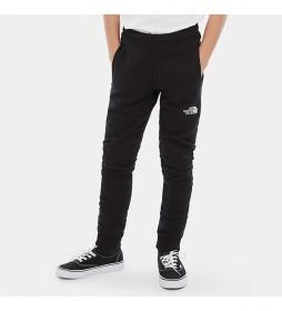 Pantalón Polar 2WAI negro