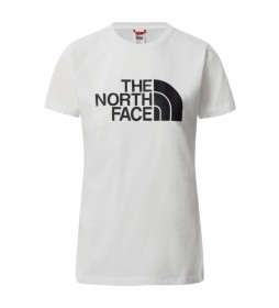 Camiseta Easy Manga Corta blanco
