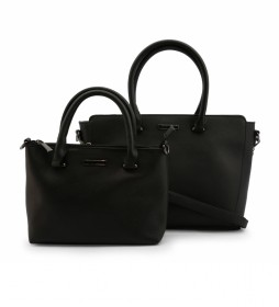 Bolso LF18-5020 negro -32x25x14cm-