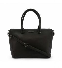 Bolso LF18-5018 negro -38x25x13cm-