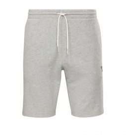 Shorts Identity gris
