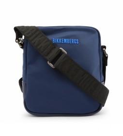 Bandolera E2BPME1Q0022 azul -20x23x5cm-