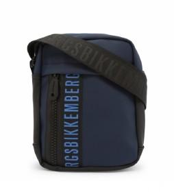 Bandolera E2BPME170022 azul -18x24x8cm-