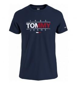 Camiseta TJM Essential Graphic marino