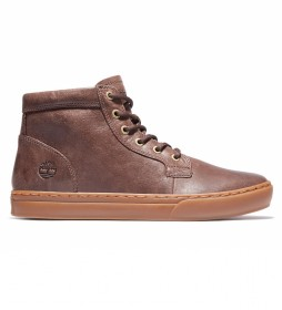 Botas de piel Chukka 2.0 Warm Lined marrón