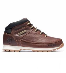 Botas de piel Euro Sprint Hiker marrón