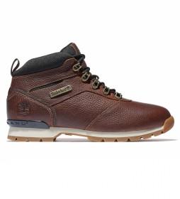 Botas de piel Splitrock 2 marrón