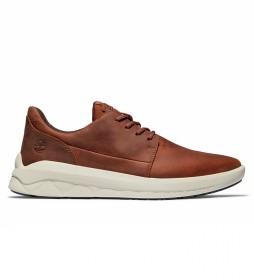 Zapatos de piel Bradstreet Ultra Oxford marrón
