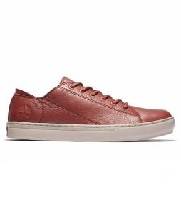 Zapato de piel Cupsole marrón