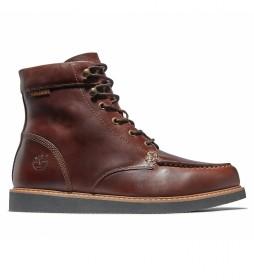 Botas de piel Newmarket II marrón