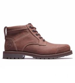 Botas de piel Larchmont marrón claro