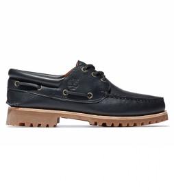 Zapatos Náutico negro