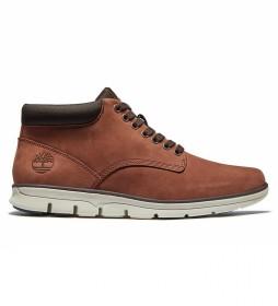 Botas de piel Bradstreet marrón