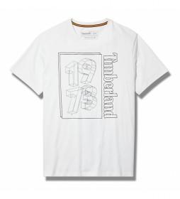 Camiseta Graphic 3 blanco