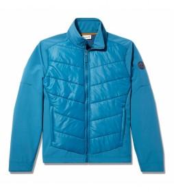 Caqueta Knit Hybrid azul