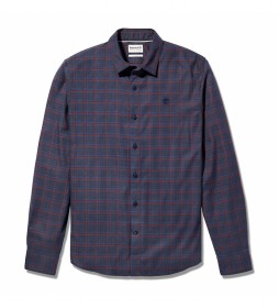 Camisa Solucell Check azul