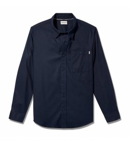 Camisa OvrShrt marino